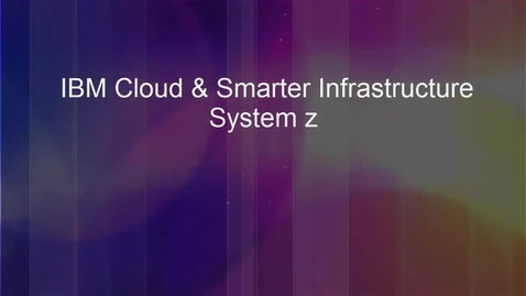 Thumbnail for entry IBM Tivoli System Automation for z/OS 3.5 – Using Pacing Gates
