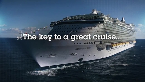 Thumbnail for entry Data economics for better cruise experiences