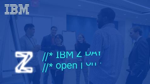 Thumbnail for entry DATEV Client Innovation - Modern COBOL, business agility everywhere!