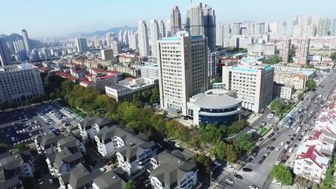 Thumbnail for entry 心医国际帮助大连医科大学附属第一医院打造智慧医院