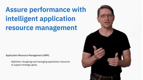 Thumbnail for entry 스마트한 애플리케이션 리소스 관리로 성능 보장