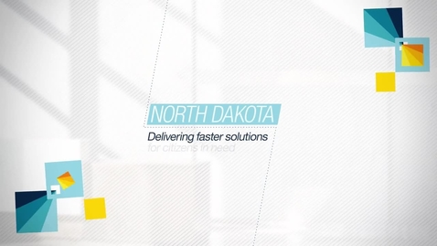 Thumbnail for entry State of North Dakota delivers faster solutions for citizens using IBM Content Manager