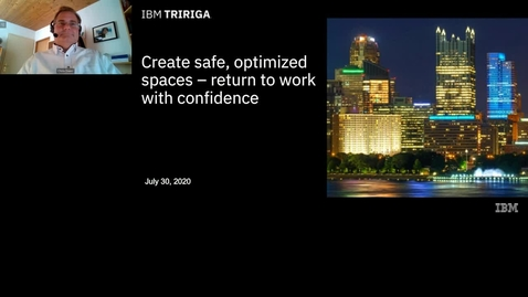 Thumbnail for entry Create safe, optimized spaces - return to work with confidence