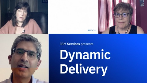 Thumbnail for entry Delivery Capabilities Re-imagined with Dynamic Delivery