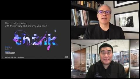 Thumbnail for entry Think2020 现代化架构——市场挑战