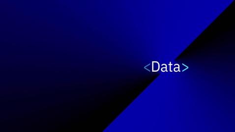 Thumbnail for entry Cloud & Data Revolution
