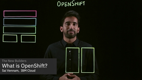 Thumbnail for entry What is OpenShift?