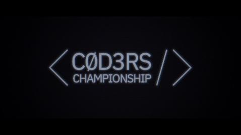 Thumbnail for entry Trailer de C0D3RS Championship