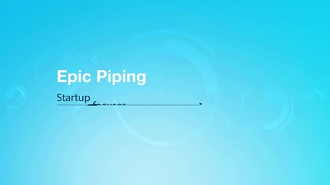 Thumbnail for entry Epic Piping focuses on business growth with IBM and Oracle