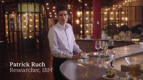 Thumbnail for entry Patrick Ruch, IBM Researcher: Putting Smart to Work