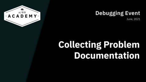 Thumbnail for entry Collecting Problem Documentation