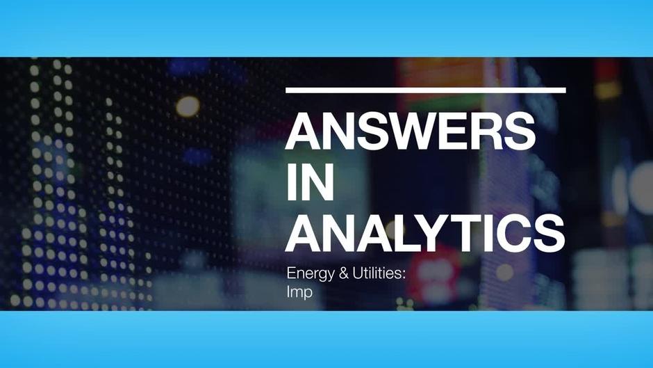 PPL obtains real value with IBM predictive Analytics - IBM