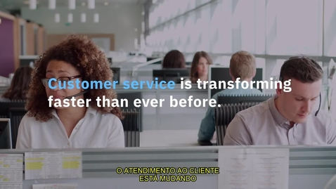 Thumbnail for entry Deliver an unrivaled experience for your customers with IBM Watson and Salesforce