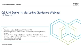 Thumbnail for entry Q2 Systems Marketing Guidance