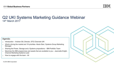 Q2 Systems Marketing Guidance