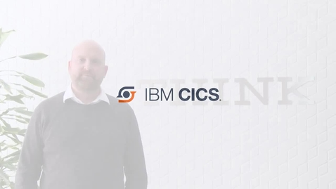 Thumbnail for entry Introduction to IBM CICS