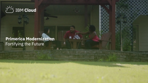 Thumbnail for entry Primerica & IBM Cloud. Building the Future Together