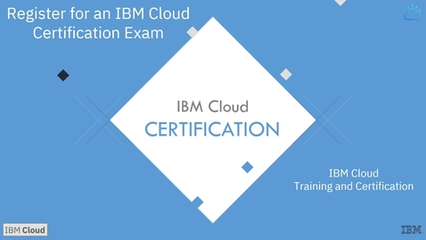 Thumbnail for entry Register for an ICCT Certification Exam on Pearson Vue