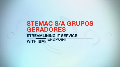 Thumbnail for entry Stemac speeds deployment more than 70% using IBM BigFix