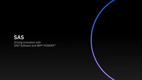 Thumbnail for entry Ken Gahagan speaking about IBM Power Systems for SAS Viya