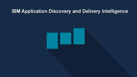 Thumbnail for entry IBM ADDI: Identifying SQL Tables Used in Programs