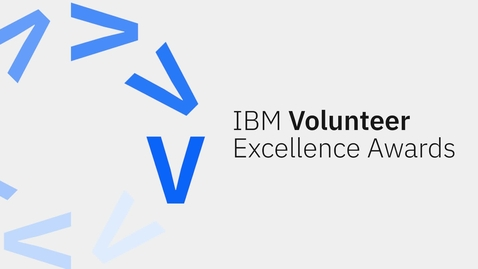 Thumbnail for entry IBM Volunteer Excellence Award story: Rihab Hajjaji