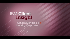 Thumbnail for entry Canada Mortgage and Housing Corp. breaks down IT silos