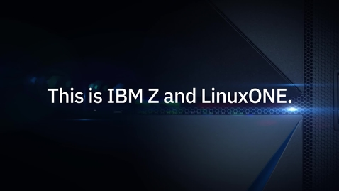Thumbnail for entry What is IBM Z?