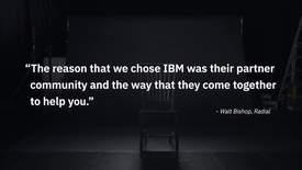 Thumbnail for entry Radial chooses IBM for B2B integration