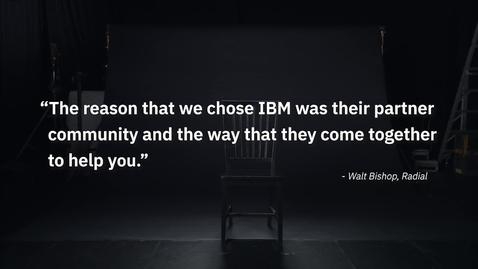 Thumbnail for entry Radial chooses IBM Sterling for B2B integration