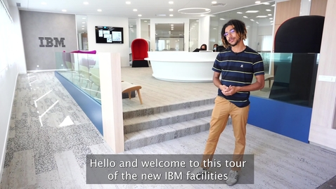 Thumbnail for entry IBM Systems Center Montpellier facilities for customers and partners