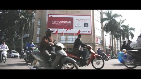 Thumbnail for entry Techcombank e IBM LinuxONE™: Abrindo caminho para o banco vietnamita