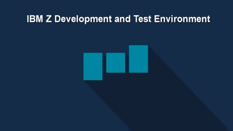 Thumbnail for entry Installing IBM Z Development and Test Environment