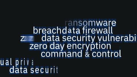 Thumbnail for entry Valuta il rischio dei dati con IBM Security Data Risk Manager