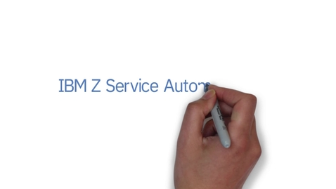 Thumbnail for entry Overview of IBM Z Service Automation Suite