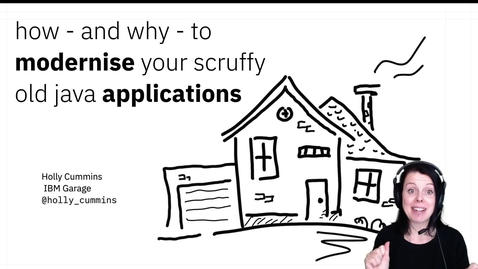 Thumbnail for entry How - and why - to modernize your scruffy old java applications