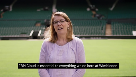 Thumbnail for entry Why is IBM Cloud essential to Wimbledon?