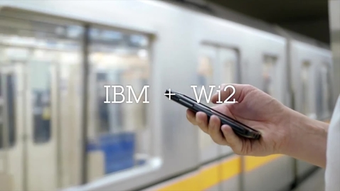 Thumbnail for entry IBM +Wi2: Building data aggregation infrastructure with IBM solutions