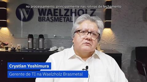 Thumbnail for entry Descubra como a Brasmetal reduziu seu fechamento de 24h para 2h e seus custos em 90% com IBM Power Systems