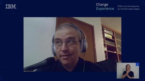 Thumbnail for entry Bradesco e a jornada de Transformação Digital. Change Experience 4