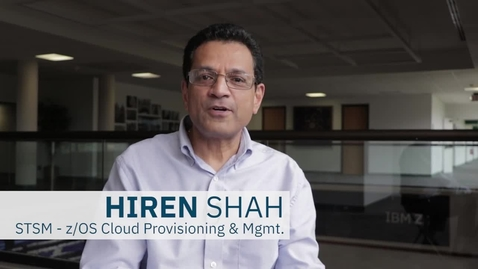 Thumbnail for entry Accelerate provisioning of z/OS middleware with IBM Cloud Provisioning and Management