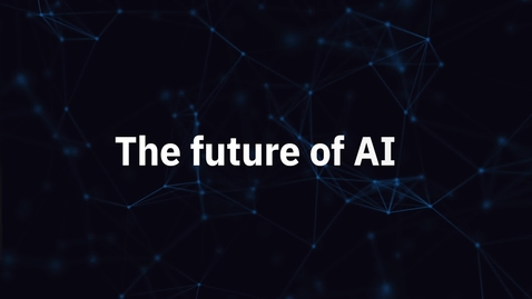 Thumbnail for entry From Here to AI: What is the Future of AI?