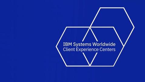 Thumbnail for entry Robert Chesebrough - IBM Visual Insights Social Distancing Alerts