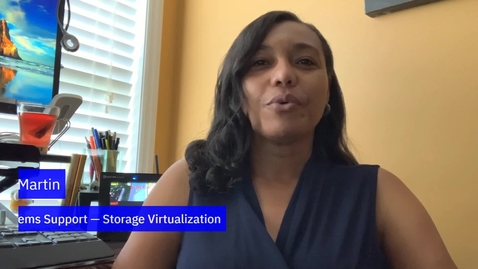 Thumbnail for entry Welcome to IBM Storage Support Channels