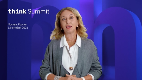 Thumbnail for entry Think Summit Moscow 2021 - приглашение