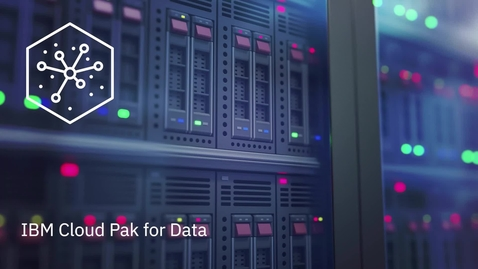 Thumbnail for entry IBM Cloud Pak for Data (French Subtitles)