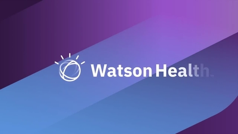 Thumbnail for entry Watson for Clinical Trial Matching demo