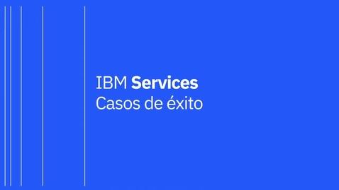 Thumbnail for entry Acelere la digitalización con servicios de infraestructura inteligente