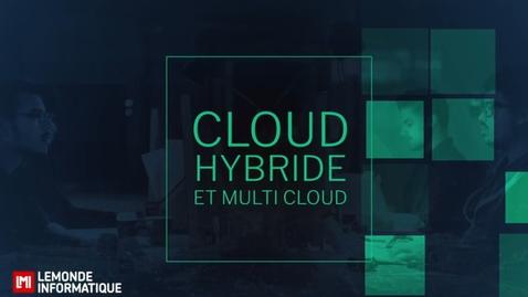 Thumbnail for entry Migrer les workloads VMware dans le Cloud avec IBM : Pourquoi? Comment?