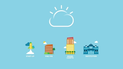 Thumbnail for entry IBM Cloud & Clear : Les services pour accélérer l'innovation illustrés par des usages clients